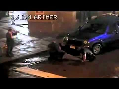 POLICE BRUTALITY - Cops Beat Down Another Cop's Son. Then Falsify Reports.avi