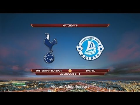 Tottenham vs Dnipro 3-1 All Goals & Highlights ( Europa League ) 27/02/2014 HD