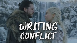 Conflict in Dialogue: How Game of Thrones is Losing its Magic