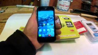Straight Talk ZTE Majesty Smart Phone Review YES