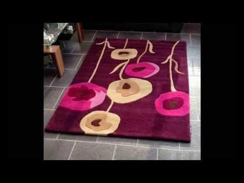 Wool rugs in many styles