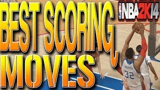 NBA 2K14 TIPS: BEST SCORING MOVES IN THE GAME EuroStep