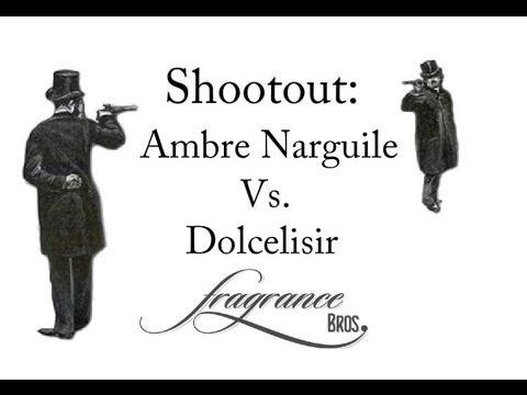Shootout: Ambre Narguile vs. Dolcelisir