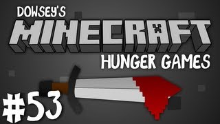 Dowsey's Minecraft Hunger Games :: #53 :: DIAMOND TERROR!