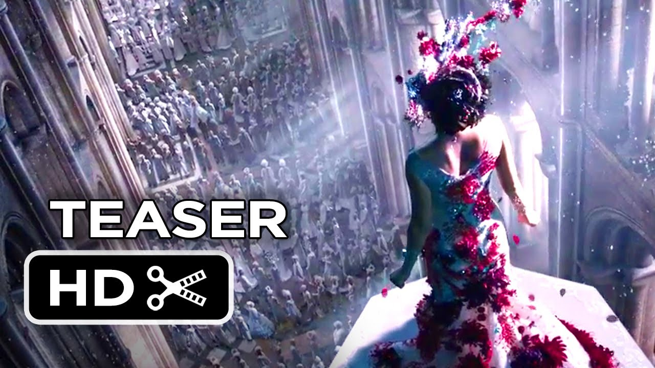 A photo of Jupiter Ascending Official Teaser Trailer #1 (2014) - MIla Kunis, Channing Tatum Movie HD