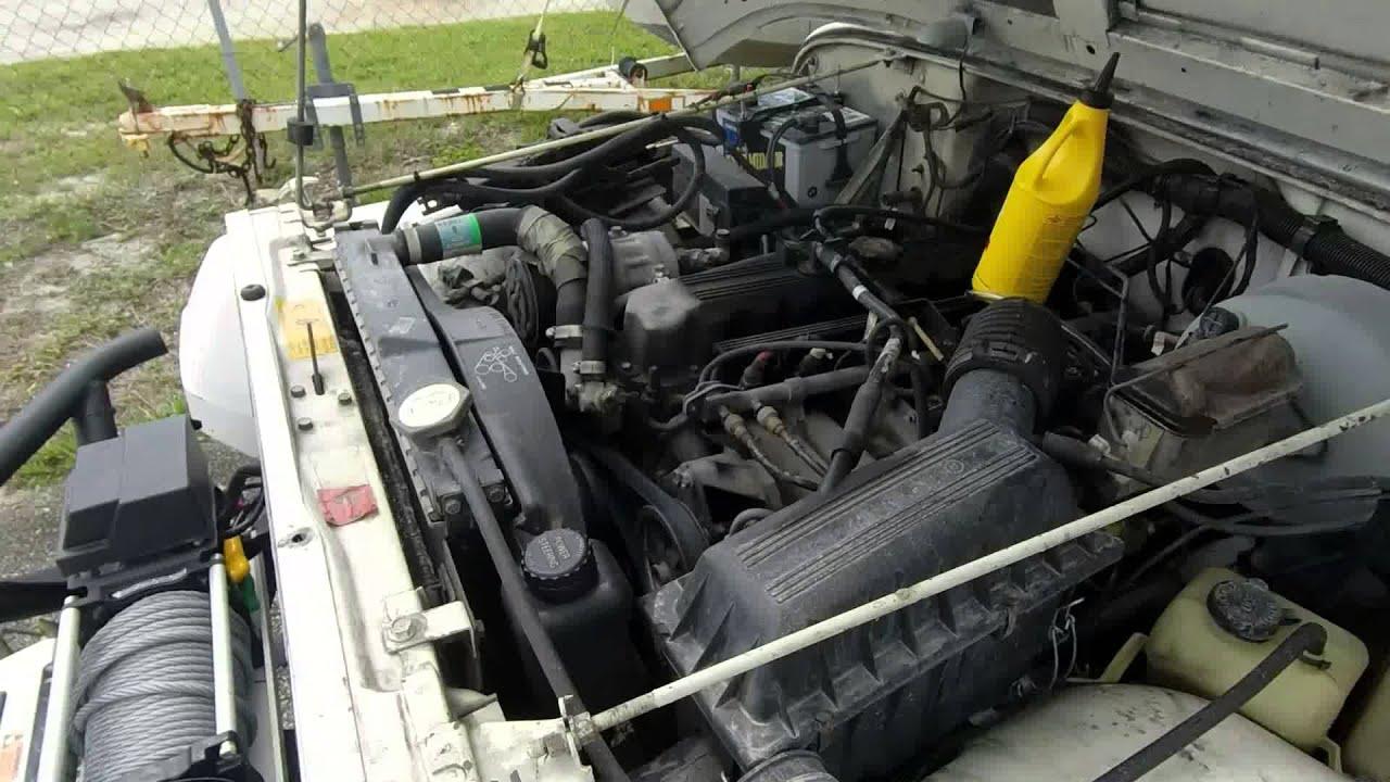 How To Jeep Wrangler Yj Manual Transmission Fluid Change