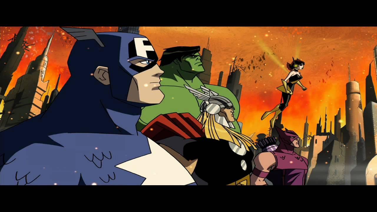 The Avengers Cartoon Full Episodes