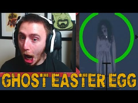 SCARY GHOST EASTER EGG! (GTA V Online w/ Goldy & Friends)