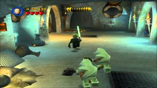 LEGO Star Wars II Walkthrough Episode VI Chapter 1 Jabba's