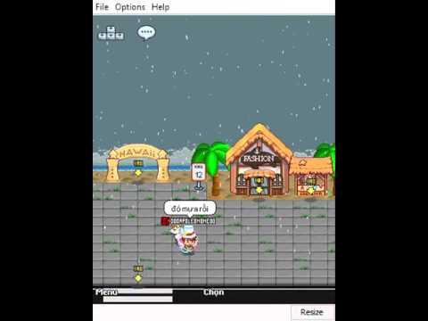 Hướng dẫn tạo 2 hiệu ứng thời tiết trong game - lâu lắm rùi :) cánh chuồn chuồn :)