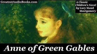 ANNE OF GREEN GABLES FULL AudioBook By Lucy Maud