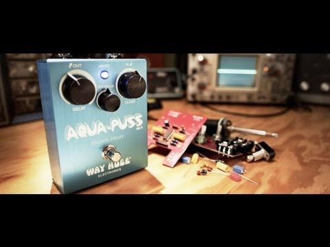 Way Huge Electronics Way Huge Aqua-Puss Analog Delay