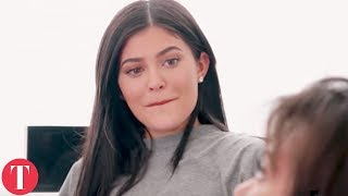 Kylie Jenner Reveals Pregnancy On Keeping Up With The Kardashians | Talko News