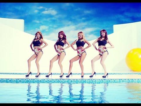 [MV] SISTAR(씨스타)_Touch my body(터치 마이 바디)