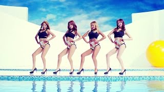 SISTAR_Touch my body MV