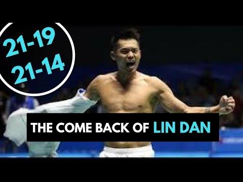 Highlight LIN DAN Vs LEE CHONG WEI MALAYSIA OPEN 2017