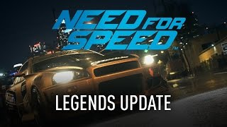 Need for Speed - Legends Frissítés