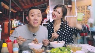 Hari Won & Trấn Thành - Siêu Ham Ăn - Hủ Tiếu Cả Cần (Korean/English/Vietnamese Subtitles)