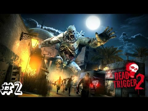 Dead Trigger 2 Big Mama and Arena ! (Part 2)