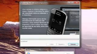 Como Actualizar Software De Un Blackberry Facil