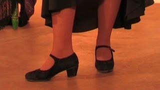 Aprende a bailar sevillanas. Parte 19