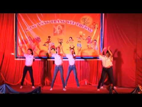 Trung Thu 2014 - Nhảy - Nhà Mình Rất Vui - Bảo An