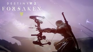 Destiny 2 - Forsaken Reveal