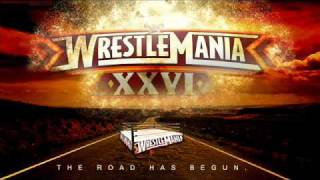 WWE Wrestlemania 26 Theme Song (I Made It By Kevin Rudolf