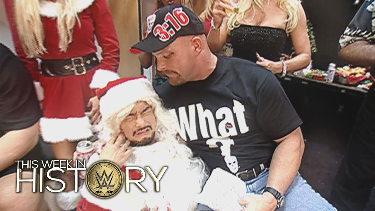 Merry Christmas From The Wrestling INC Staff! - Wrestling Inc.