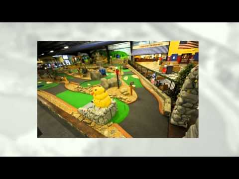 Mini Golf North Carolina | Call Us Today @ (866) 628-1887