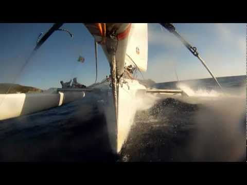 MUFFOLO - KHSD 24' TRIMARAN FLYING 2012