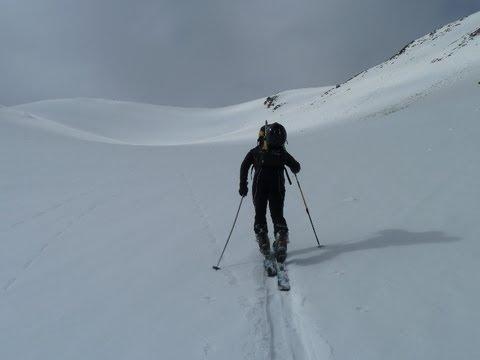 Vídeo de ascensión y descenso al Tuc de Roca Blanca