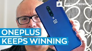 OnePlus 7 Pro Hands On Review: The Winning Streak Continues