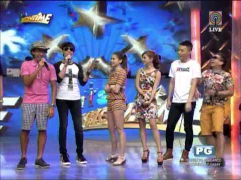 Vice Ganda tells Nancy: 'Pakain ka naman!' - YouTube