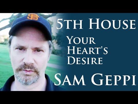The Fifth House - Your Hearts Desire in Vedic Astrology