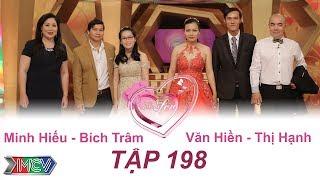 VỢ CHỒNG SON | Tập 198 FULL | Minh Hiếu - Bích Trâm | Văn Hi�n - Thị Hạnh | 040617 💑