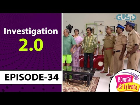 EP-34 | Bommi and Friends india tv live,kids shows,kids live tv channels