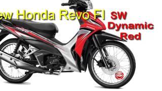 Motor New Honda Revo FI Tipe CW, FIT, SW: Harga
