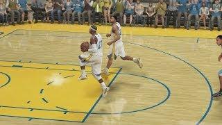 NBA 2K14 PS4 My Career Self Oop!