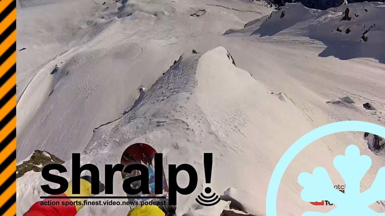 Video: Backstrom & Charlet GoPro POV FWT Chamonix, France – shralp! #205
