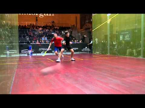 Squash: J.P.Morgan ToC 2014 - Rd2 Roundup, Part 2