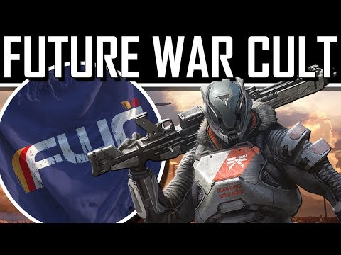 Destiny Gameplay - Future War Cult Faction Mission!