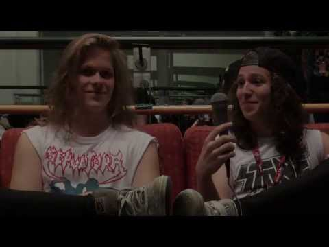 Lost Society Interview Sauna Open Air 2013