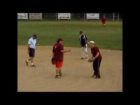 Big Earl's - Bluff Point Men 8-18-09
