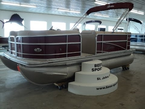 2014 Berkshire 170CL CTS Pontoon     www.bees-sports.com