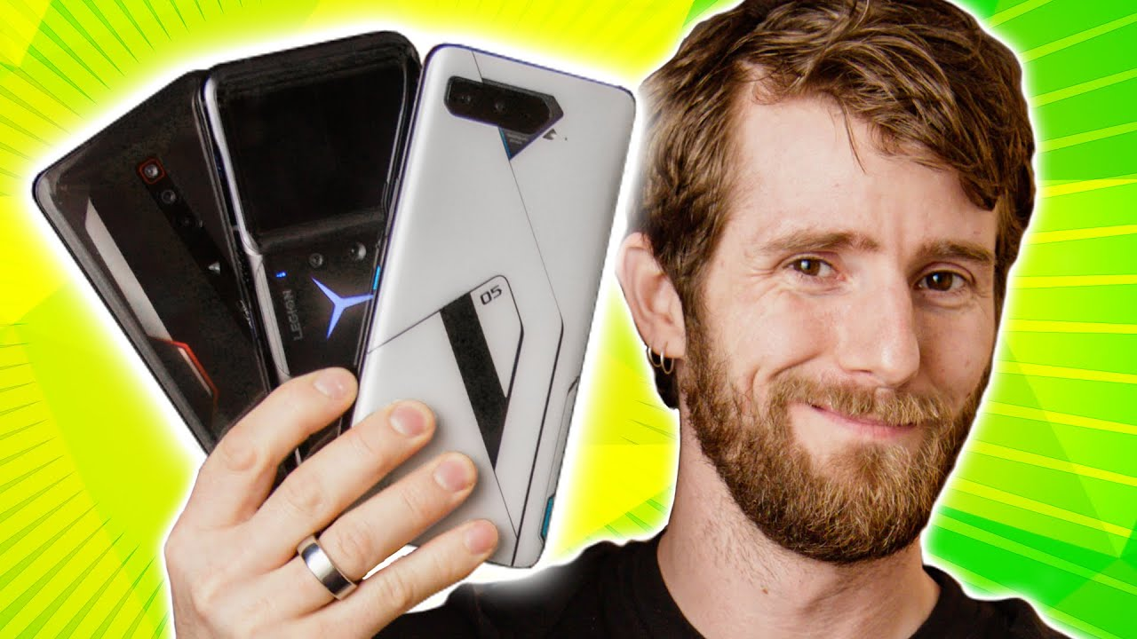Why do 'Gaming' Phones Exist??