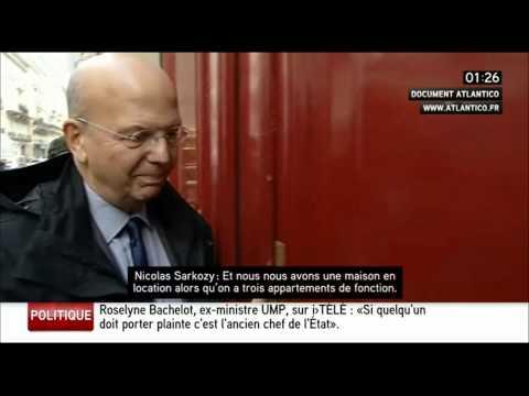 VIDÉO - Nicolas  Sarkozy enregistré par - Patrick. Buisson --- 06/03/2014