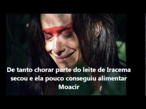 Livro clipe -  Iracema - José de Alencar