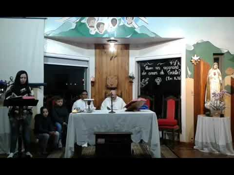Santa Missa | 15.08.2020 | Sábado | Padre José Sometti | ANSPAZ