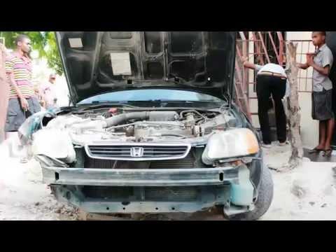 Dale Abbott Car Crash